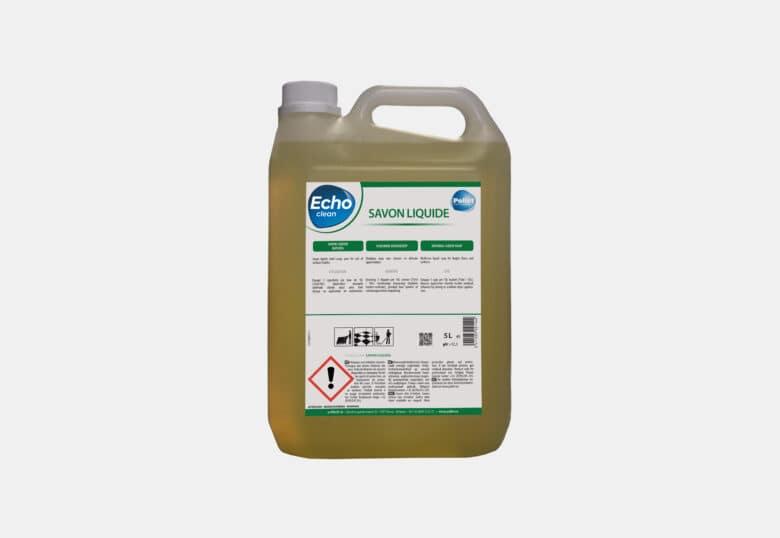 EchoClean Savon Liquide nettoyant toutes surfaces économique