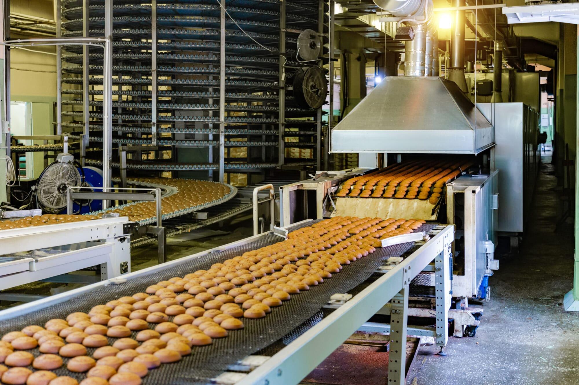 Entretien en industrie alimentaire