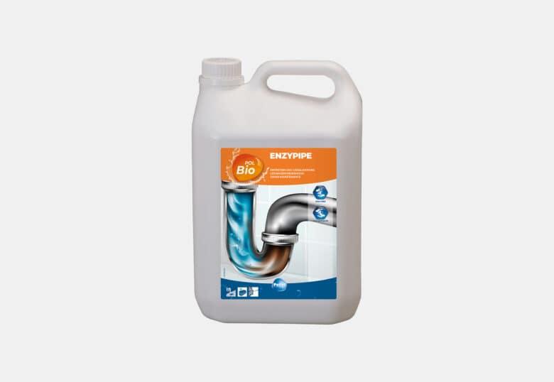 PolBio Enzypipe pour l'entretien des canalisations et frigos