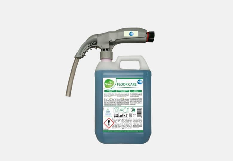 PolGreen Floor Care détergent savonneux pour tous sols