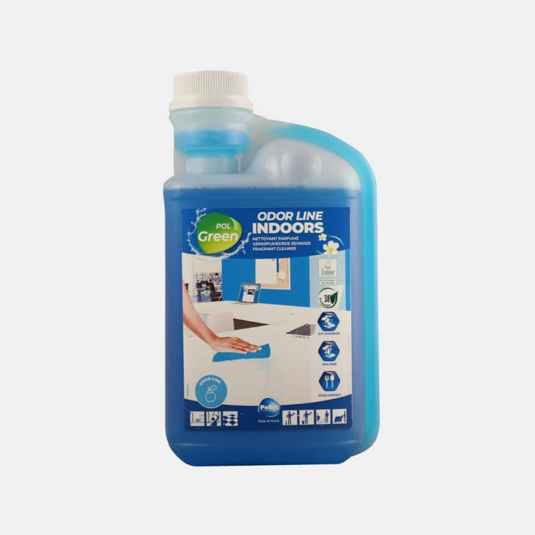 PolGreen Odor Line Indoors produit nettoyant toutes surfaces surodorant