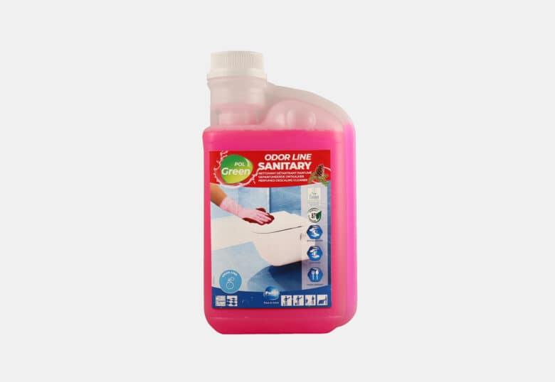 PolGreen Odor Line Sanitary produit nettoyant sanitaire écologique