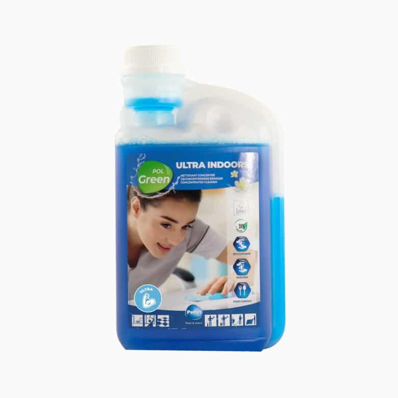 PolGreen Ultra Indoors nettoyant toutes surfaces écologique