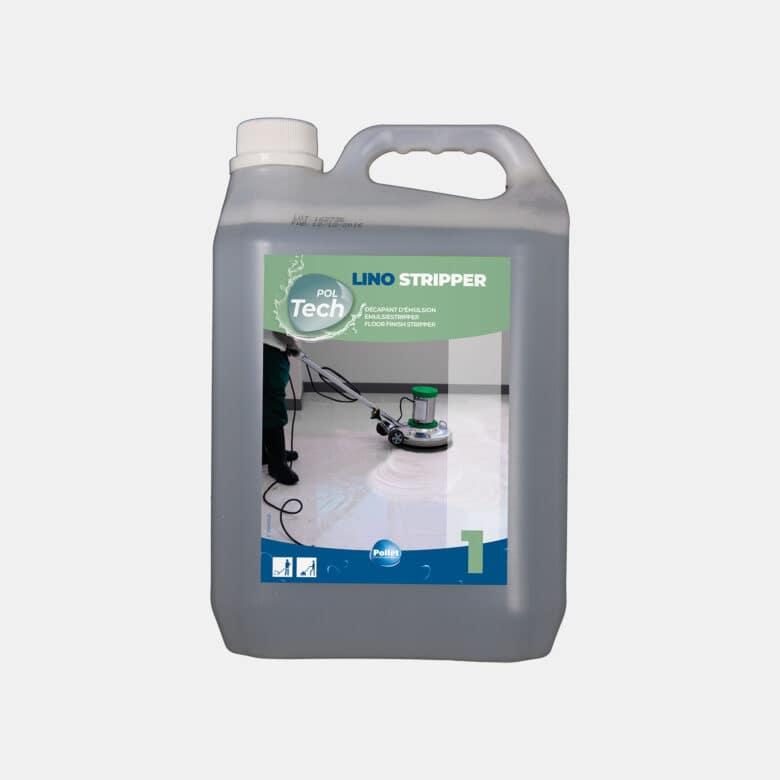 PolTech Lino Stripper décapant pour sols souples lino