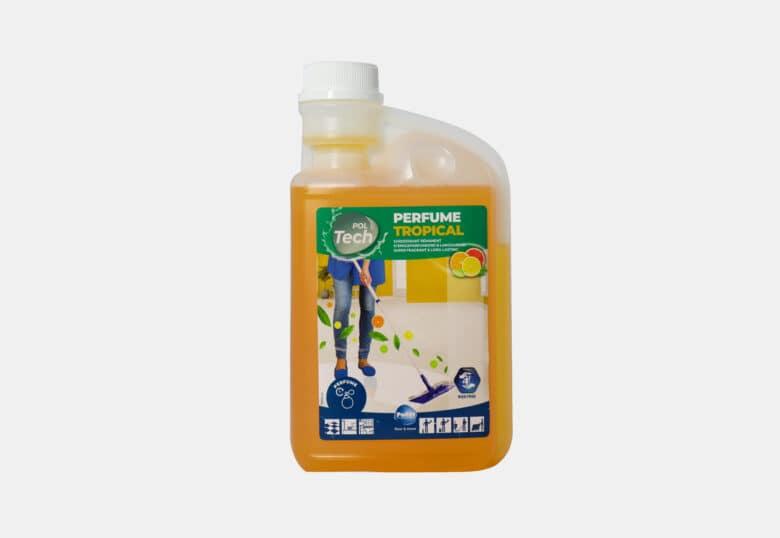 PolTech Perfume Tropical détergent parfumé aux agrumes