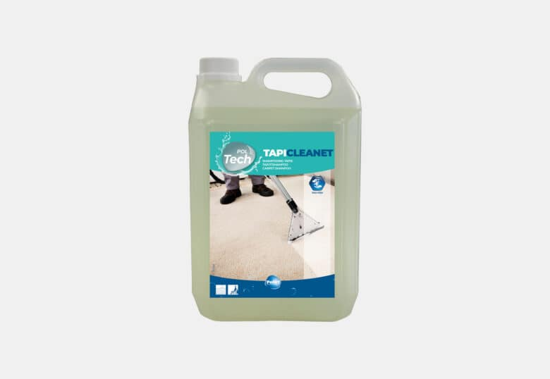 PolTech Tapicleanet shampooing tapis injection-extraction