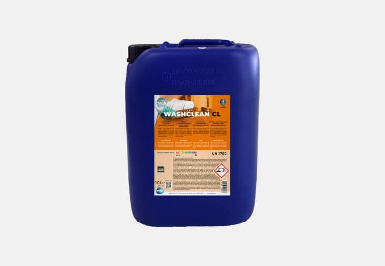 PolTech Washclean CL détergent chloré lave-vaisselle café