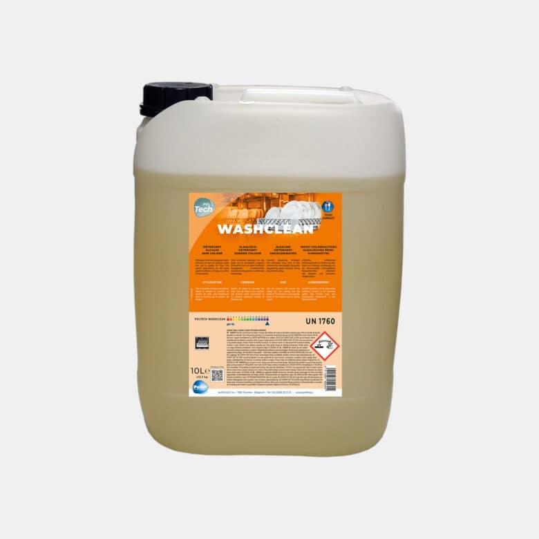 PolTech Washclean détergent non chloré lave-vaisselle