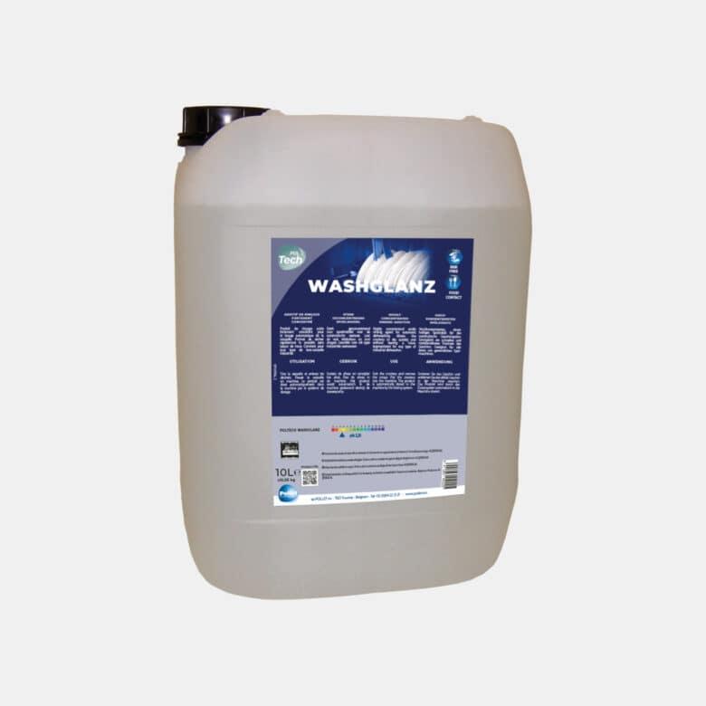 PolTech Washglanz additif de rinçage pour lave-vaisselle