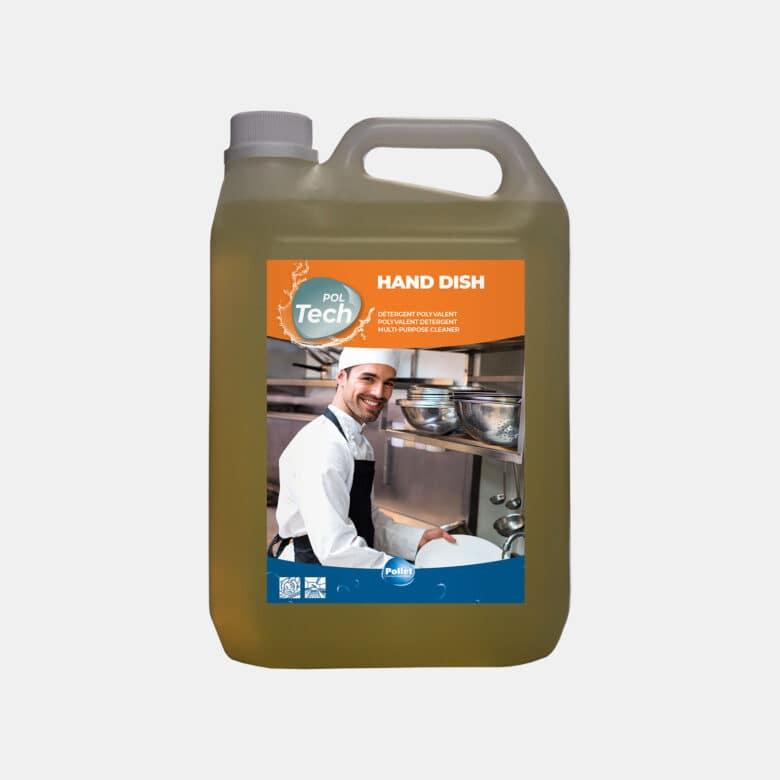 PolTech Hand Dish liquide vaisselle pour plonge manuelle